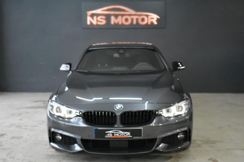 BMW SERIE 4 430I 252CC STEPTRONIC DEPORTIVO PACK M SPORT