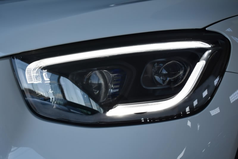MERCEDES-BENZ GLC COUPE 300 GASOLINA AMG INT Y EXT 9G
