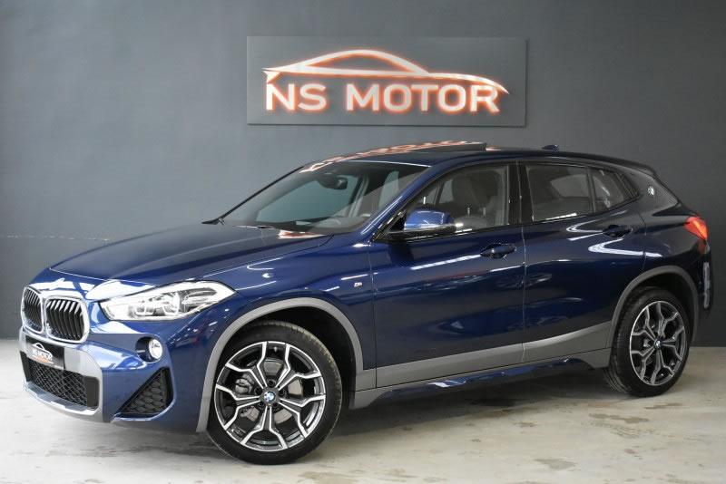 BMW X2 PACK M SPORT INTERIOR Y EXTERIOR