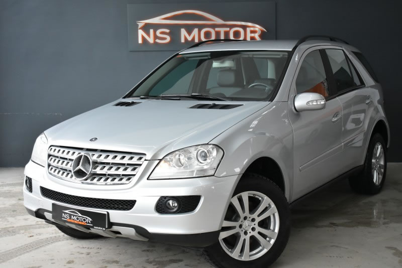 MERCEDES-BENZ ML 280 CDI 190CV 4 MATIC