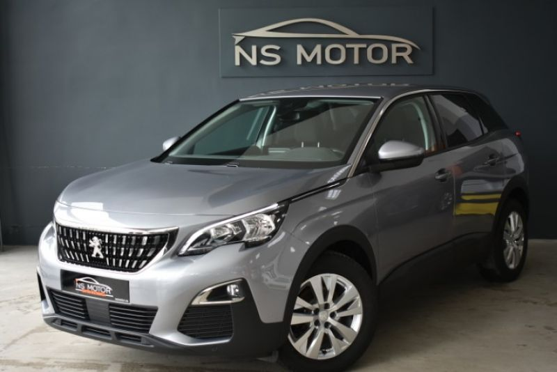 PEUGEOT 3008 SUV 1.6 BLUEHDI 100 S&S ACTIVE BUSINESS
