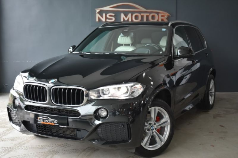 "BMW X5  30D XDRIVE 258 SPORT AUTO ""M-SPORTKIT"""