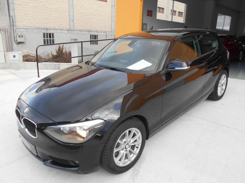 BMW NUEVO SERIE 1 116 D