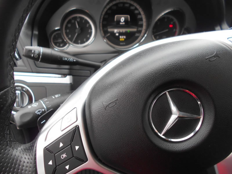 MERCEDES-BENZ CLASE E COUPE 350 CDI PACK AMG