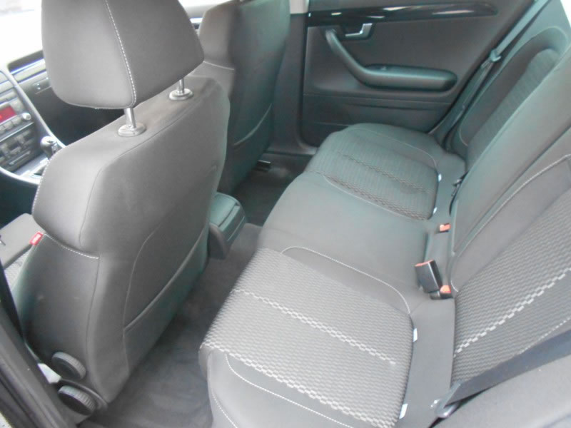 SEAT EXEO SPORT 2.0 TDI 143