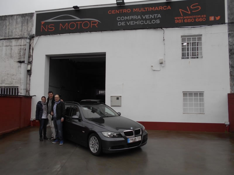 BMW SERIE 3 318D TOURING FULL EQUIP