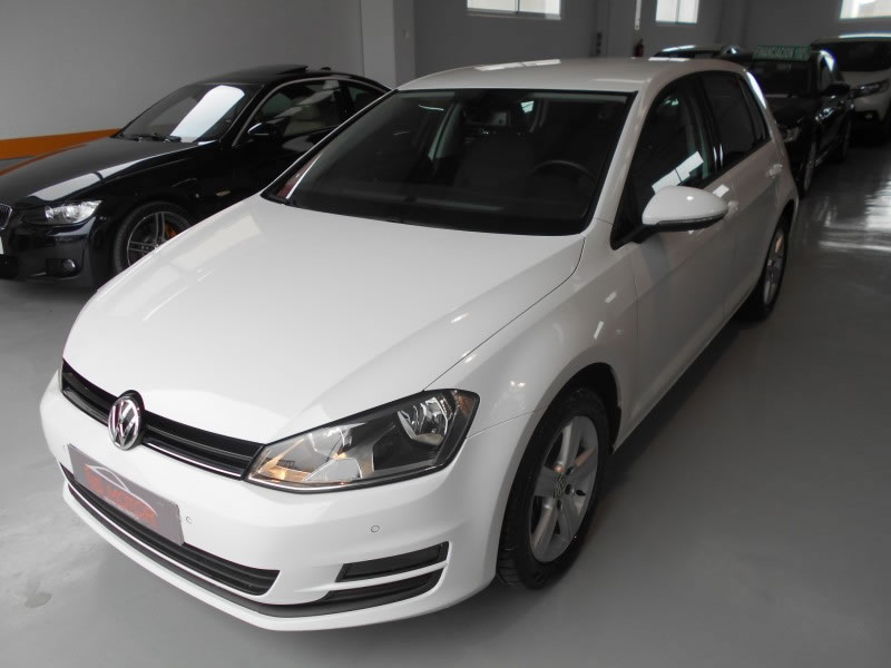 volkswagen golf vii 1 6 tdi 105 en venta en ordes por ns motor. Black Bedroom Furniture Sets. Home Design Ideas