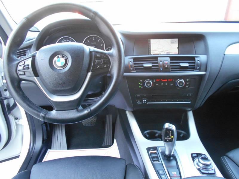 BMW X3 XDRIVE 20D 184CV