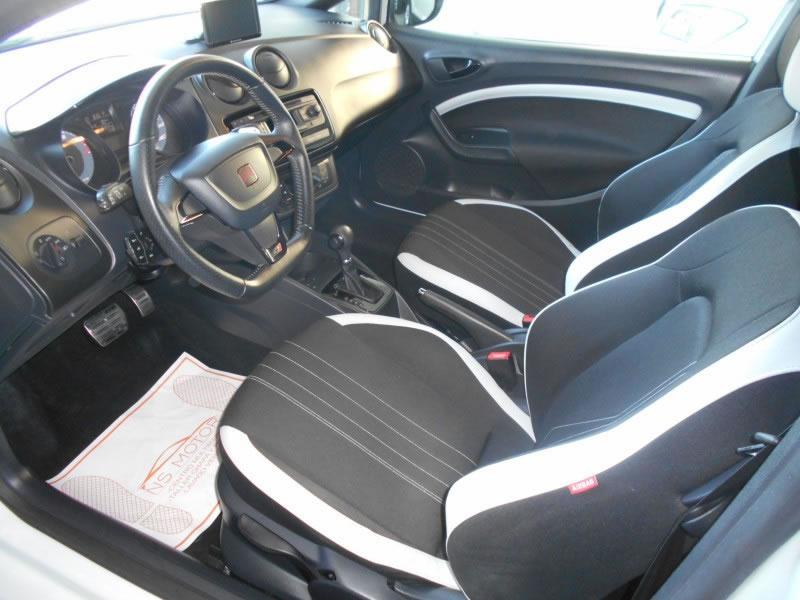 SEAT IBIZA CUPRA 1.4 TSI 180CV