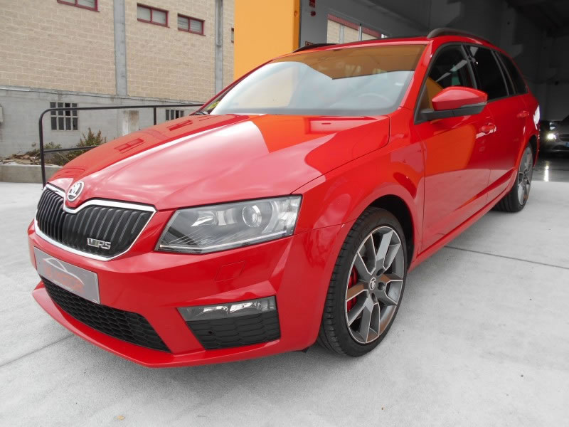 SKODA OCTAVIA RS 184CV FULL