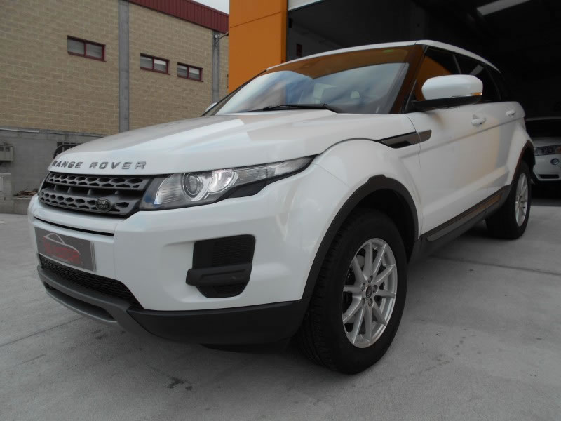 LAND ROVER EVOQUE 4X2 WD 150CV FULL
