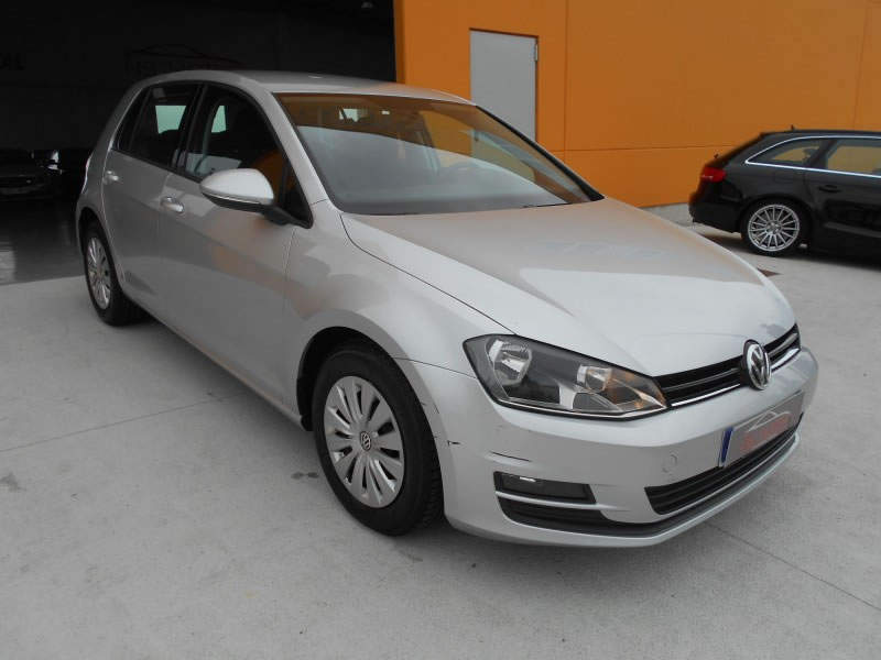 VOLKSWAGEN GOLF VII 1.6TDI  105CV ADVANCE