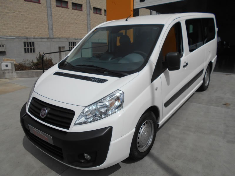 FIAT SCUDO  2.0 JTD 130CV 9 PLAZAS