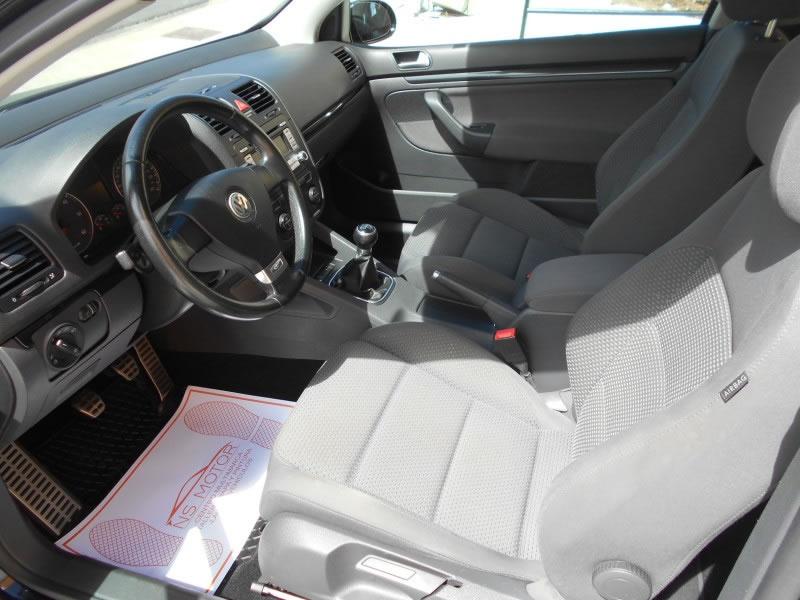 VOLKSWAGEN GOLF V GT 2.0 TDI 170CV GT