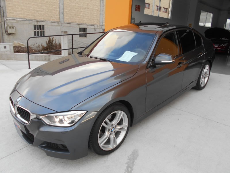 BMW 320D  F30 PACK M NAVI FULL