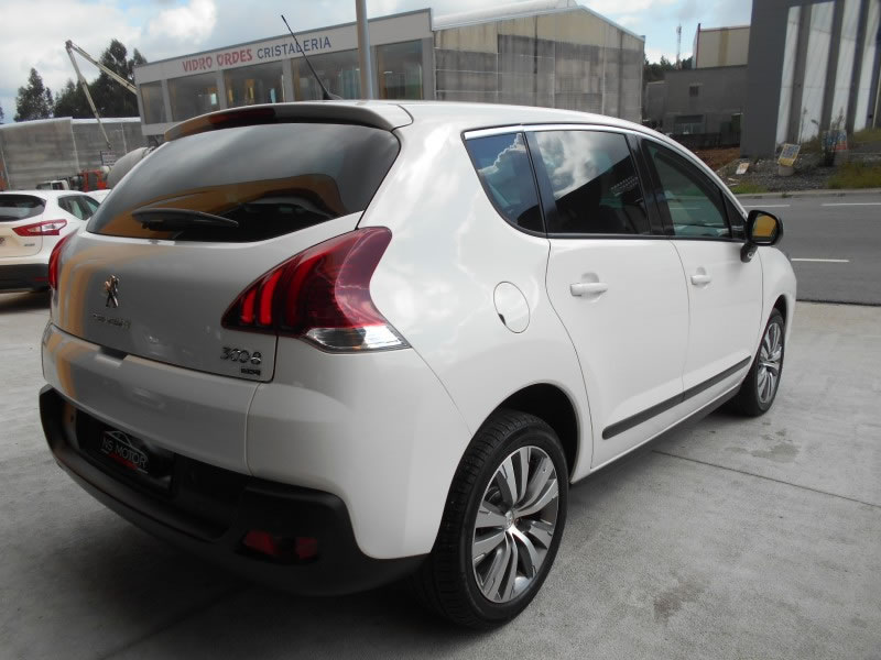 PEUGEOT 3008 1.6 eHDI 115CV BUSINESS