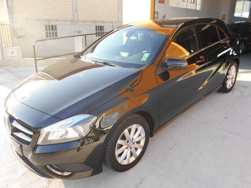 MERCEDES-BENZ CLASE A 180 CDI STYLE FULL EQUIP