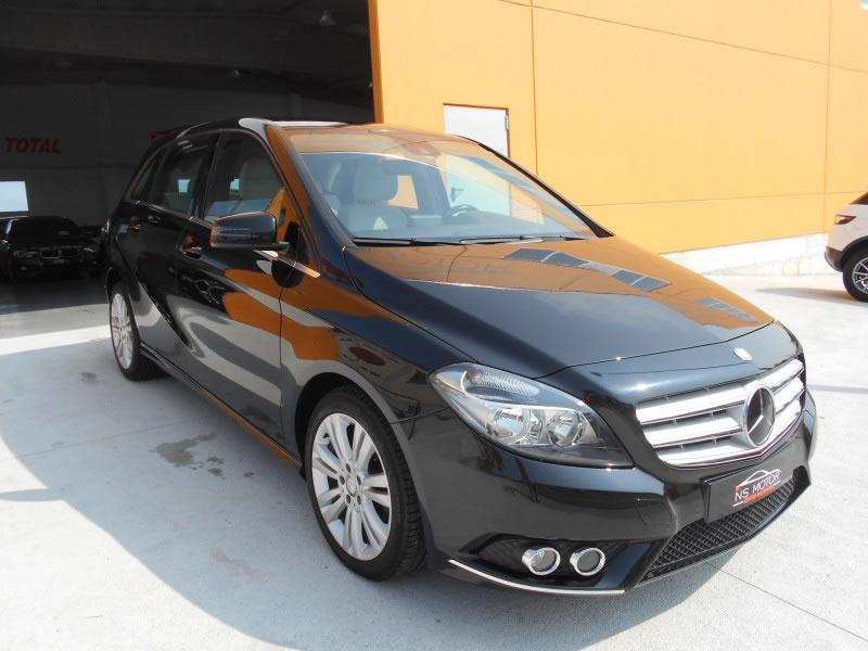 MERCEDES-BENZ CLASE B  B180 CDI 109CV  EXECUTIVE