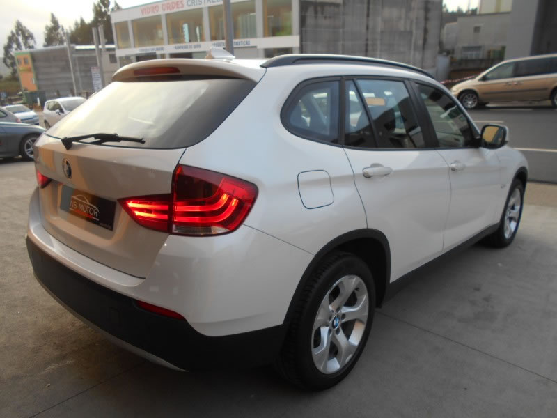 BMW X1 SDRIVE 20D 163CV FULL