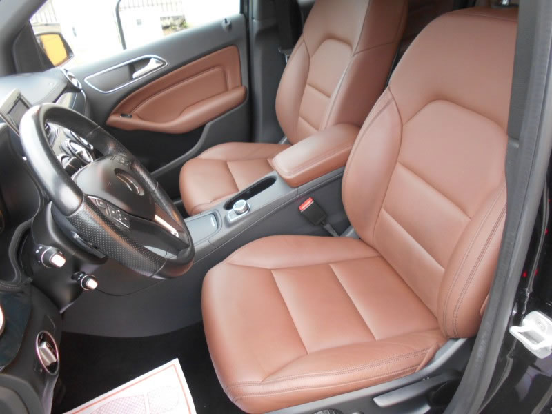 MERCEDES-BENZ CLASE B 220CDI 170CV SPORT AUTO