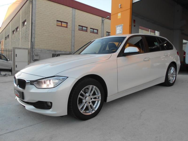 BMW SERIE 3 318D 143CV F31 AUTO