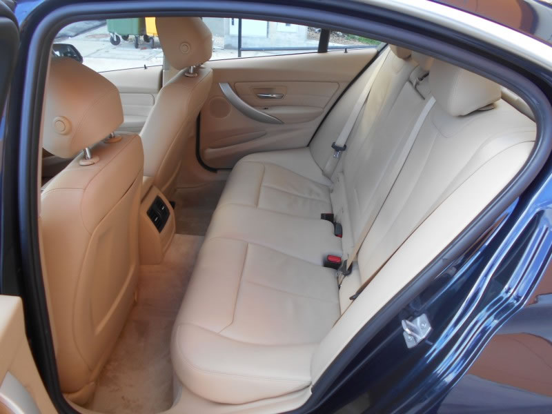 BMW SERIE 3 F30 320D 163CV