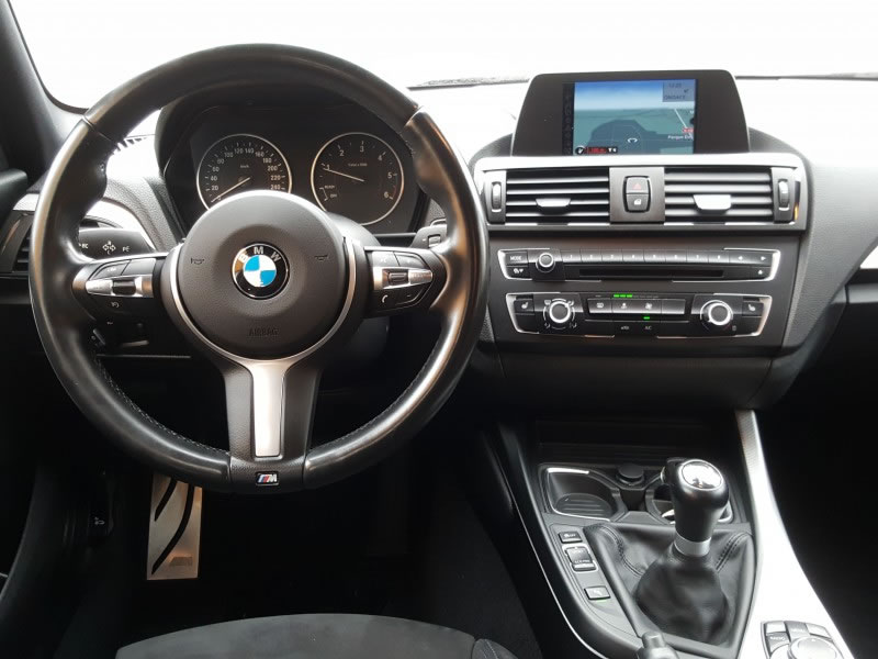 BMW SERIE 1 F20 118D 143CV PACK M FULL