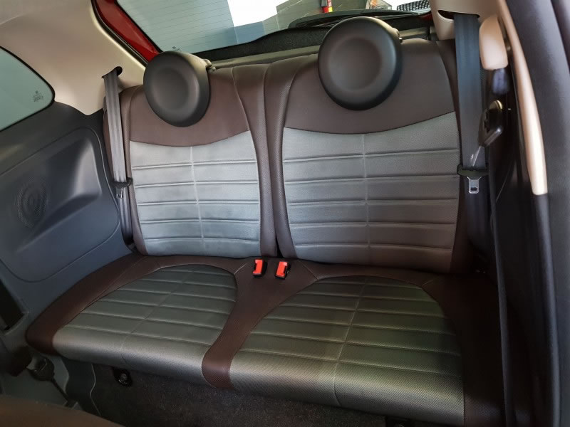 FIAT 500 SPORT DUALOGIC 1.2 69CV