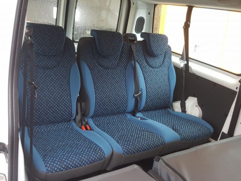 FIAT SCUDO  2.0 JTD 130CV 8 PLAZAS