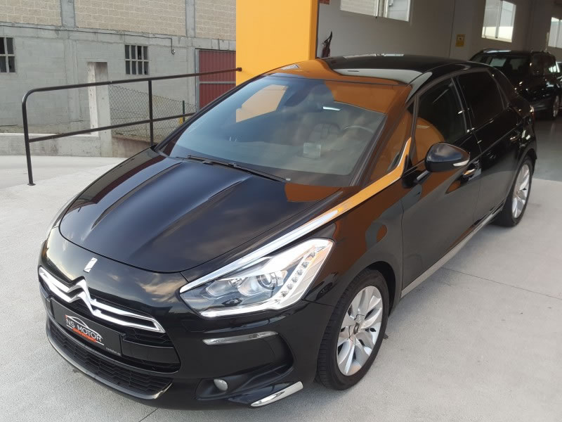 CITROEN DS5 AIRDEAM 1.6 HDI 115CV AUT