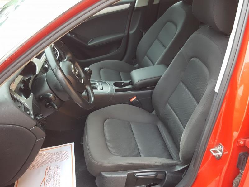AUDI A4 2.0 TDI 143CV