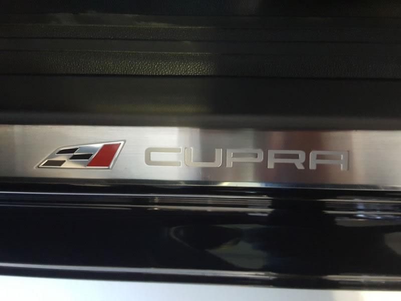 SEAT LEON 5F CUPRA 2.0 TSI 280CV FULL