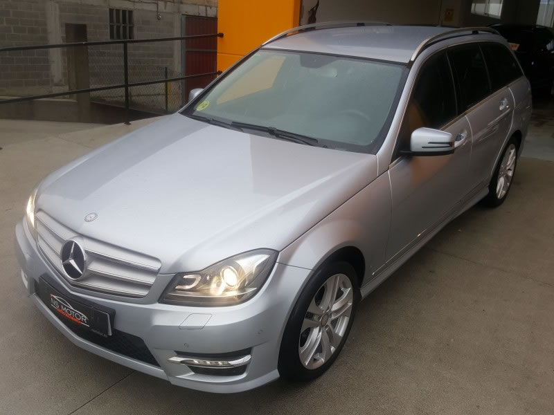 MERCEDES-BENZ CLASE C STATE 200CDI 136CV PACK AMG INT/EXT