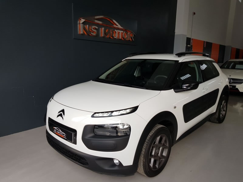CITROEN C4 CACTUS 1.6 HDI 92CV FEEL COOL