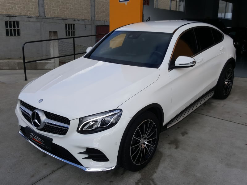 MERCEDES-BENZ GLC COUPE 220 CDI 170CV AUT AMG FULL