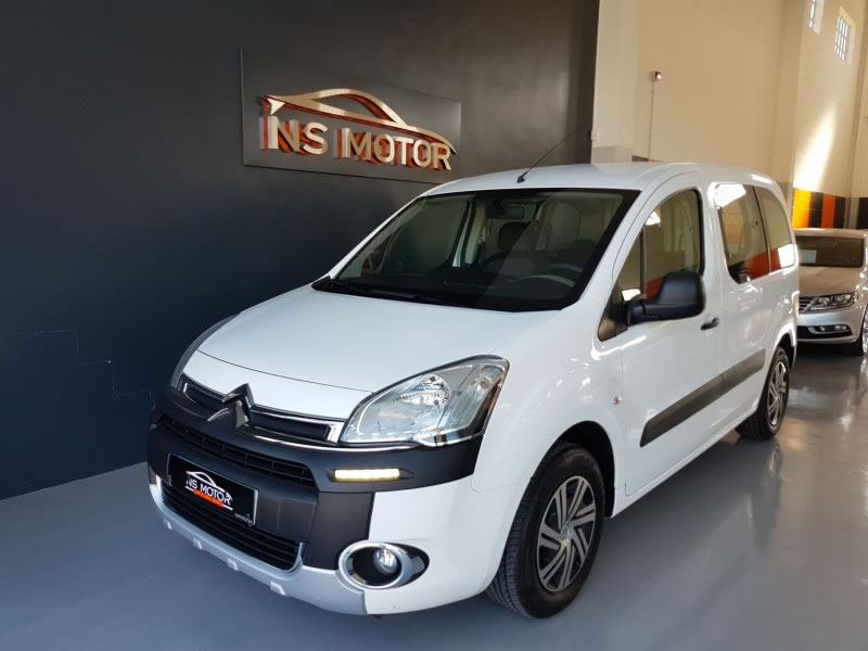 CITROEN BERLINGO 1.6 HDI 75CV MULTIESPACE LEDS