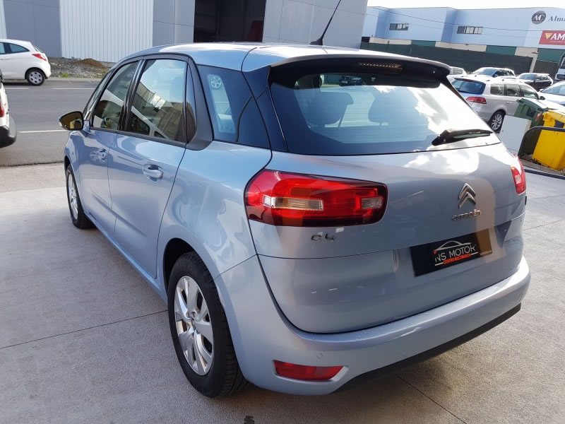 CITROEN C4 PICASSO 1.6 HDI 115CV 6 VEL SEDUCTION