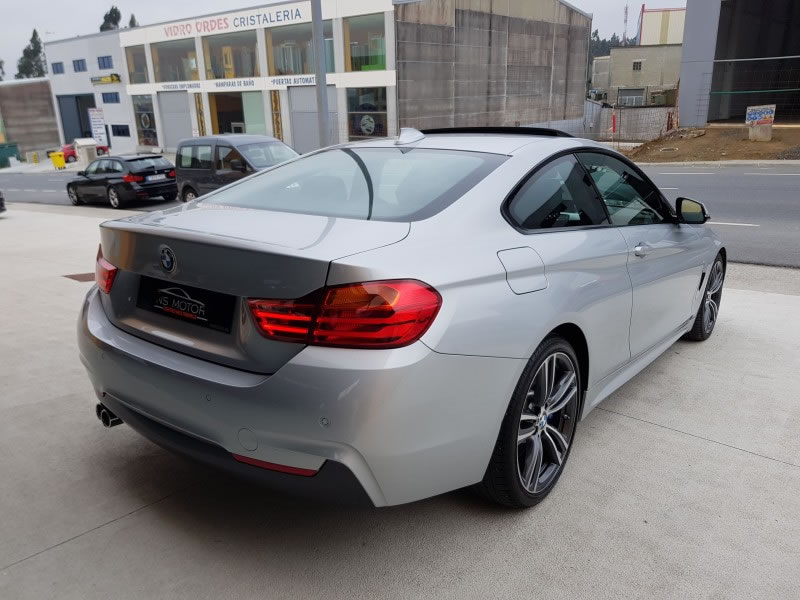 BMW SERIE 4 420D COUPE 190CV PACK M
