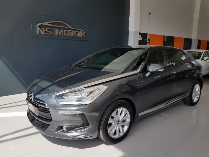 CITROEN DS5 2.0 HDI 136CV DESIGN  FULL