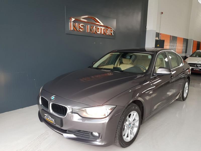 BMW SERIE 3 318D 143CV F30