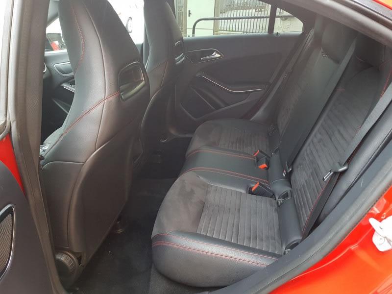 MERCEDES-BENZ CLA 220CDI 170CV PACK AMG INTERIOR Y EXTERIOR 7G