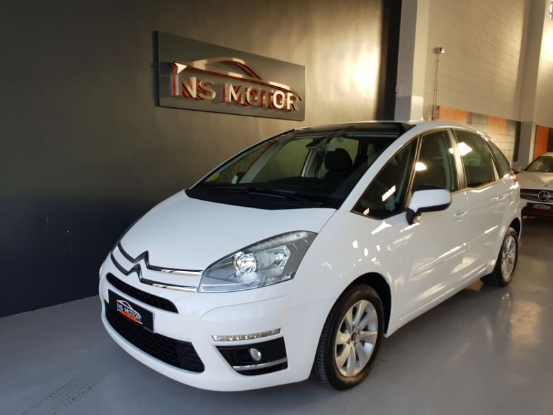CITROEN C4 PICASSO 1.6 HDI 110CV 6 VEL SEDUCTION