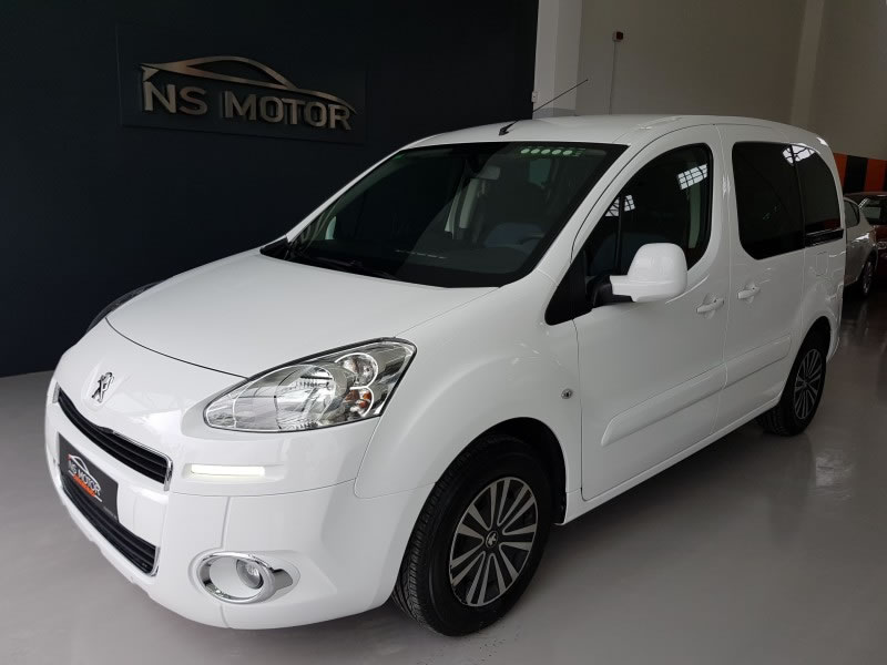 PEUGEOT PARTNER 1.6 HDI 115CV ACTIVE DOBLE PUERTA LATERAL