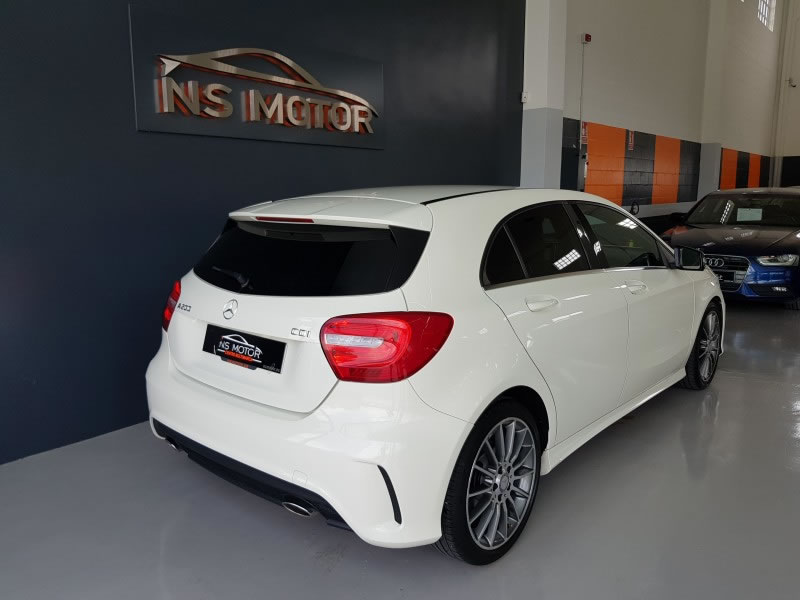 MERCEDES-BENZ CLASE A 200CDI 136CV PACK AMG INT/EXT