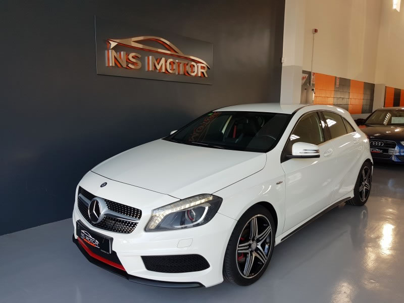 MERCEDES-BENZ CLASE A A 250 BE AMG 7G