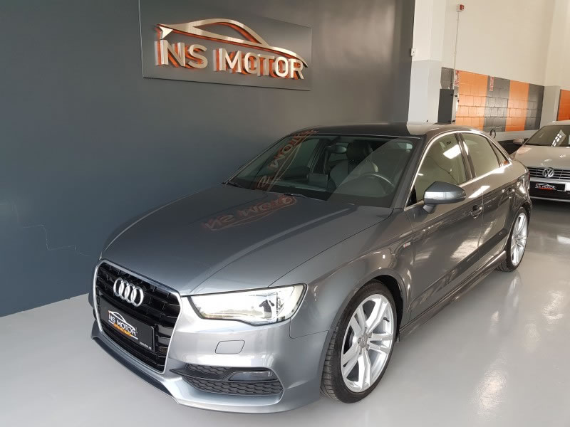AUDI A3 SEDAN 2.0 TDI 150CV SLINE INT/EXT
