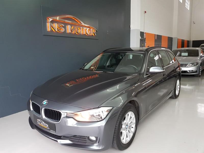 BMW SERIE 3 318D 143CV TOURING F31