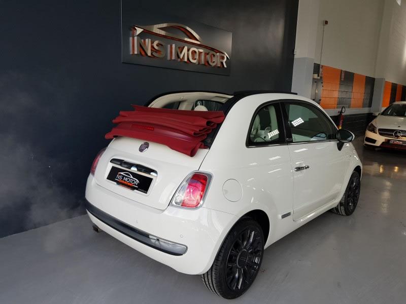 FIAT 500C 1.2 69CV CABRIO
