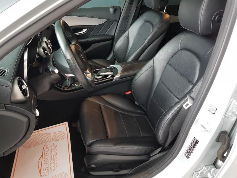 MERCEDES-BENZ CLASE C C220 CDI 170CV AMG INT Y EXT