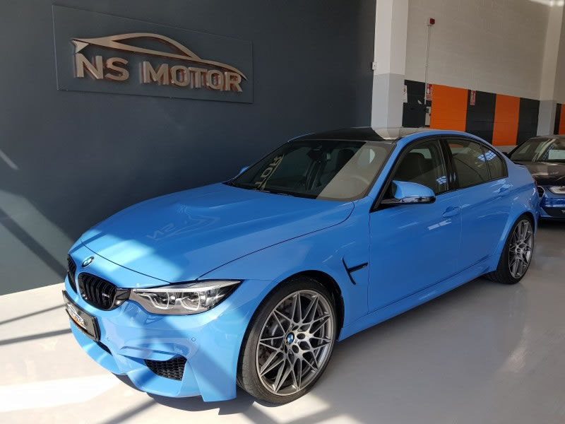 BMW F30 M3 PERFORMANCE 450CV